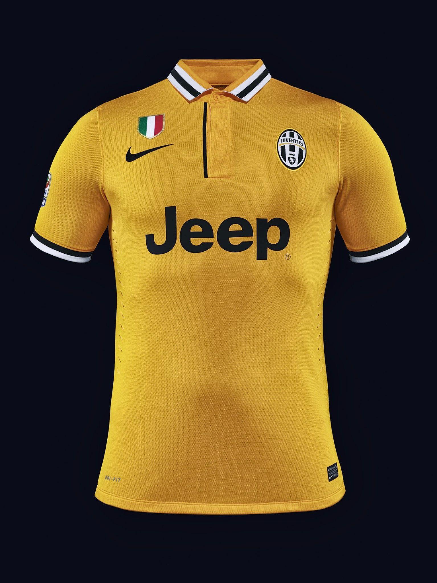 f24513afc Juventus Away Kit 2013 - 2014