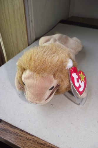 Ty-Original-Retired-Beanie-Baby-Roary-Lion-Plush-Collectible-Toy -With-Tag-Protec d42436aab266