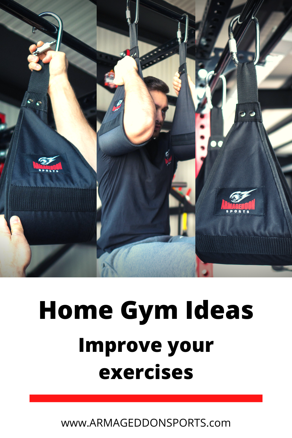 BUILD MORE STRENGTH IN CORE MUSCLES! Finally! A heavy duty ab slings straps with great design and to...