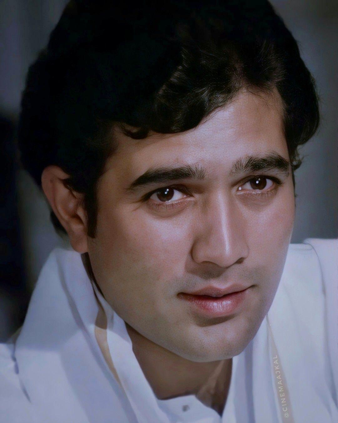 Rajesh Khanna | Most handsome actors, Rajesh khanna, Vintage bollywood
