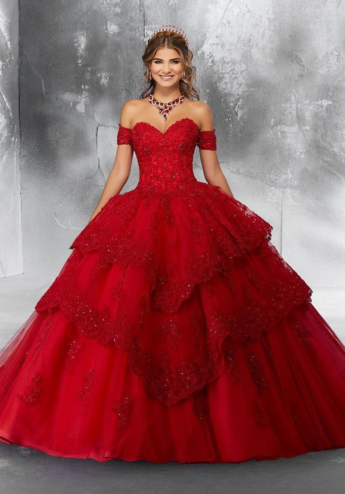 Mori Lee Vizcaya Quinceanera Dress Style 89190 in 2019