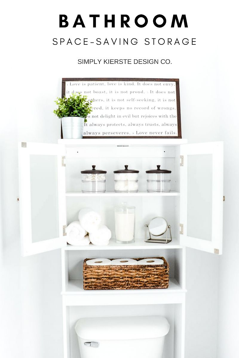 Space Saving Bathroom Storage Storage For Small Bathrooms Space