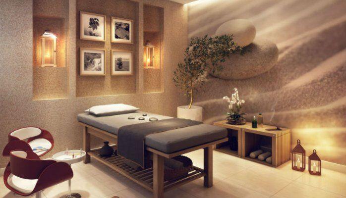 Resultado De Imagem Para Sala Massagem
