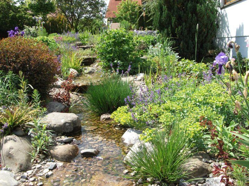 bachlauf selber bauen – anleitung und praktische tipps | bachlauf, Hause und Garten