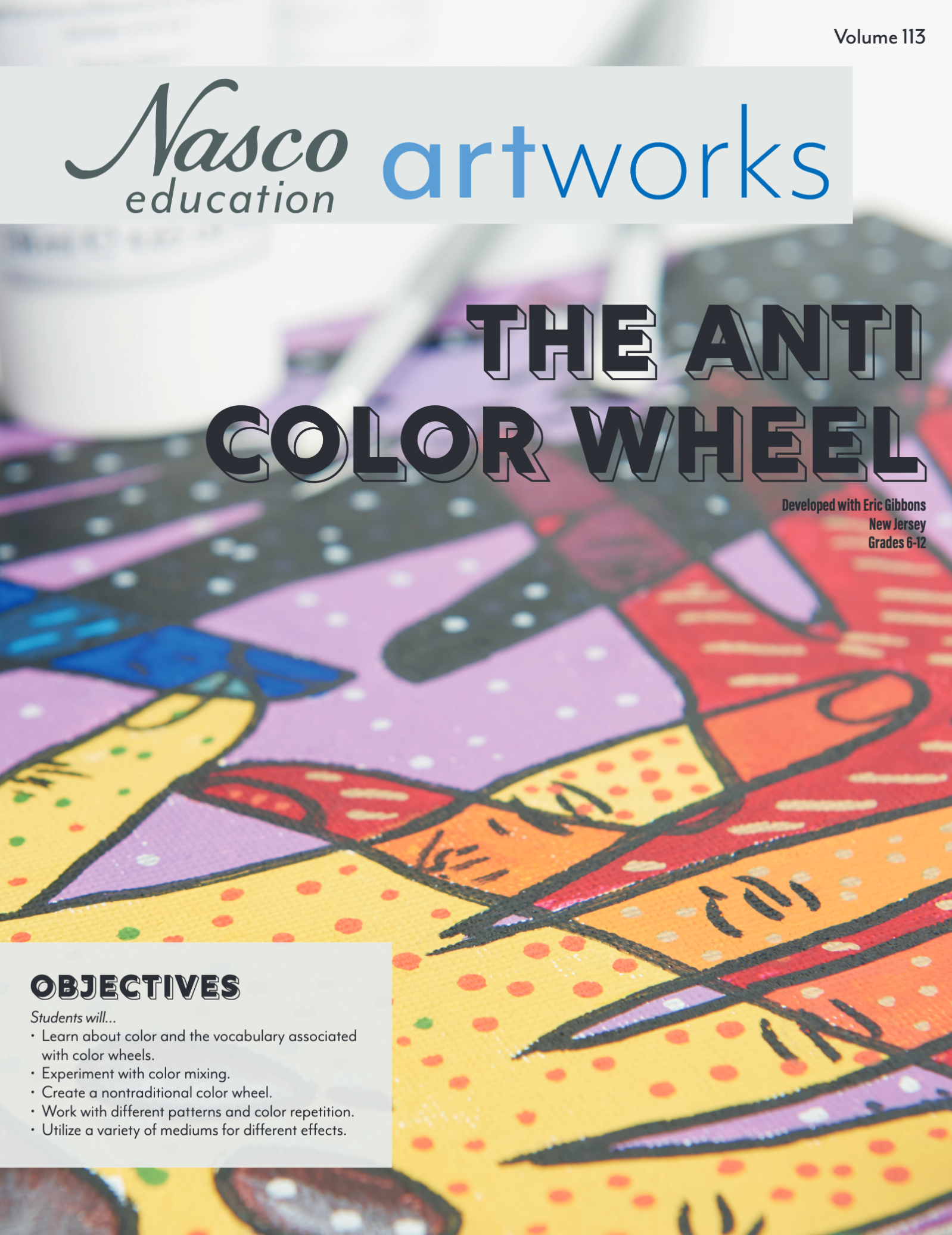 Create A Nontraditional Color Wheel Work With Different