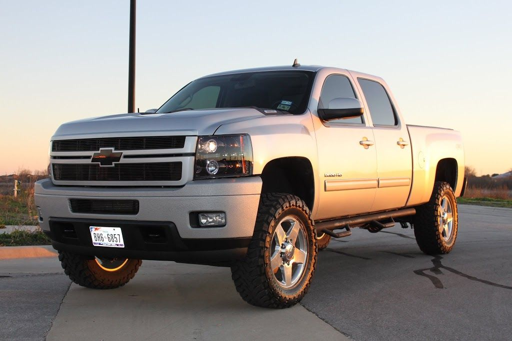 2011 2500hd 4 Cognito Lift With 35 S Chevy Truck Forum Gmc