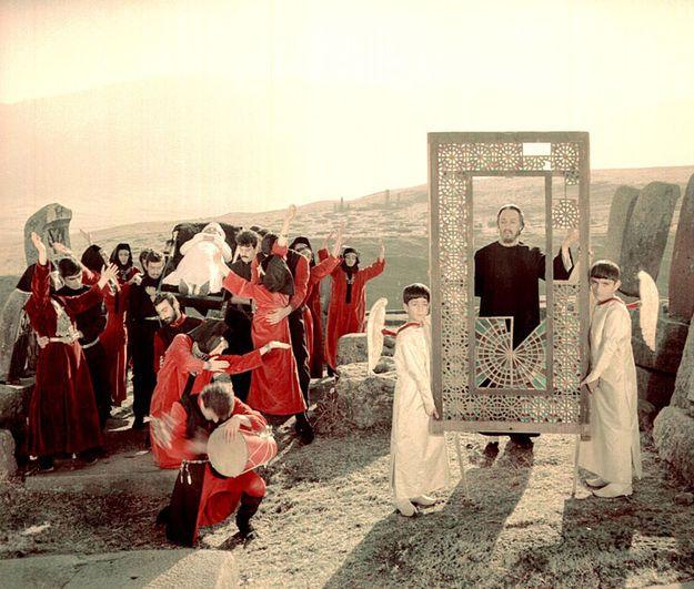 The Colour of Pomegranates (1969) Dir: Sergei Parajanov