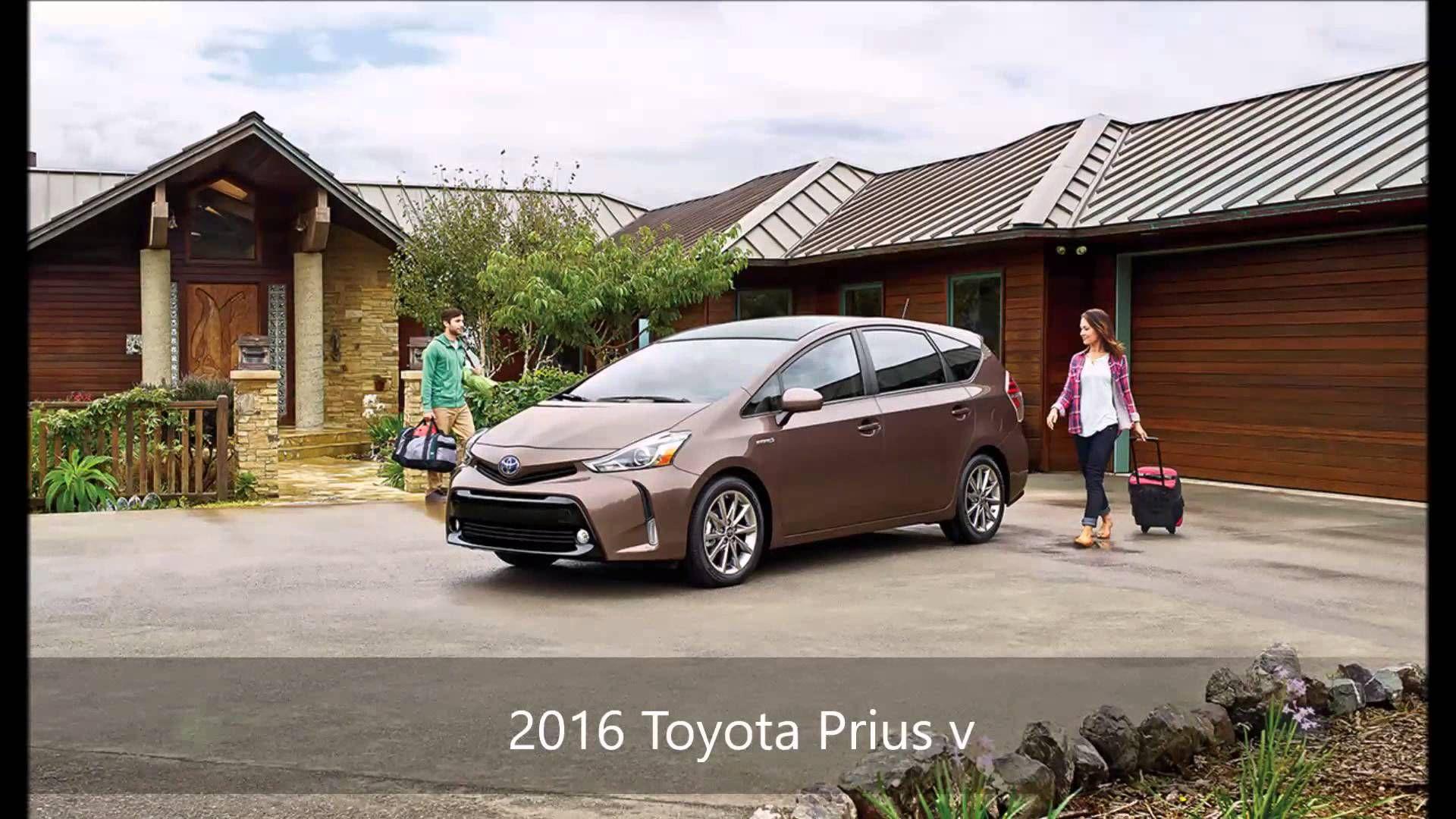 2016 Toyota Prius V From North Georgia Toyota Serving Dalton Ga And Chattanooga Tn Toyota Prius Prius Toyota Prius 2015
