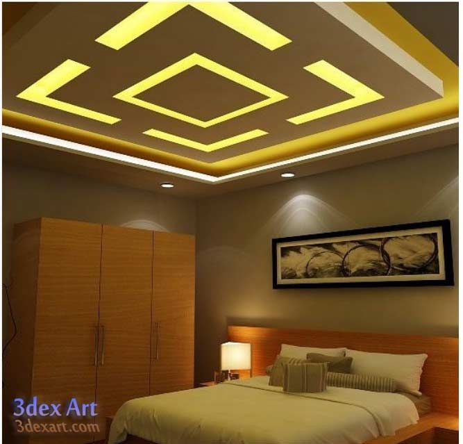 False Ceiling 2018, New False Ceiling Designs For Bedroom