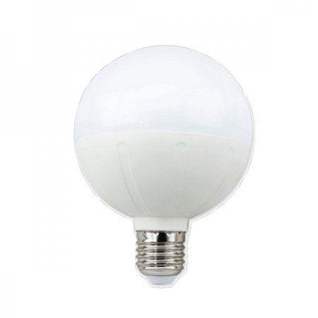 Bombilla led bajo consumo 20w 6400k e27 1700lum serie - Focos de bajo consumo para exterior ...