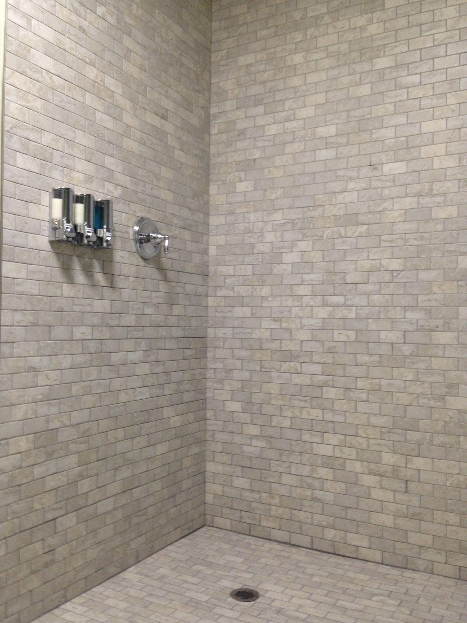 Daltile Bathroom Tile Daltiles New Invoke Collection In Copper Haze 12 X 24 Field Tile