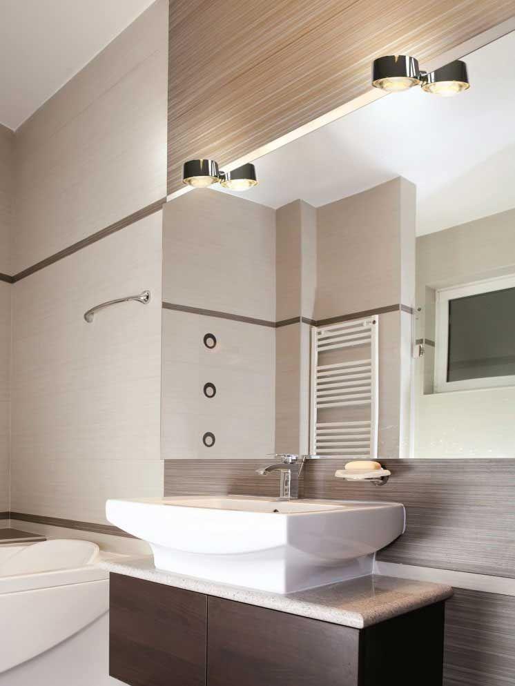 Spiegelleuchte Puk Maxx Fix + von Top-Light boronode kaufen im - badezimmer spiegelleuchten led