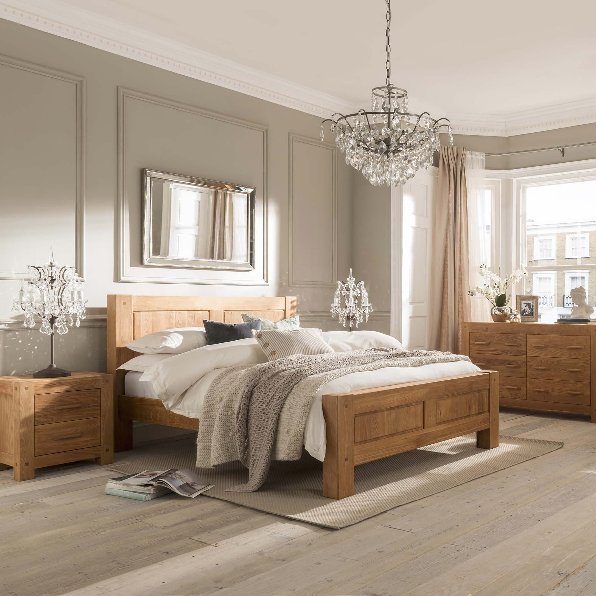 Bed Frames In 2020 Simple Bedroom Oak Bedroom Wooden Bedroom Furniture
