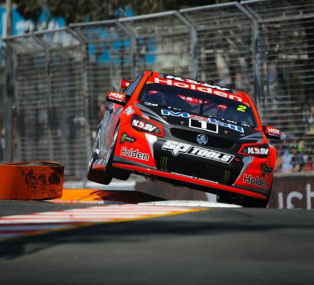 Garth Tander S Holden Racing Team Commodore Photo From Gt Australian V8 Supercars Holden Super Cars