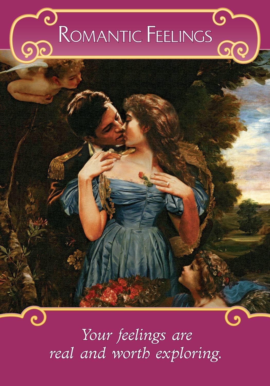 Feelings romantic what are Romance (love)