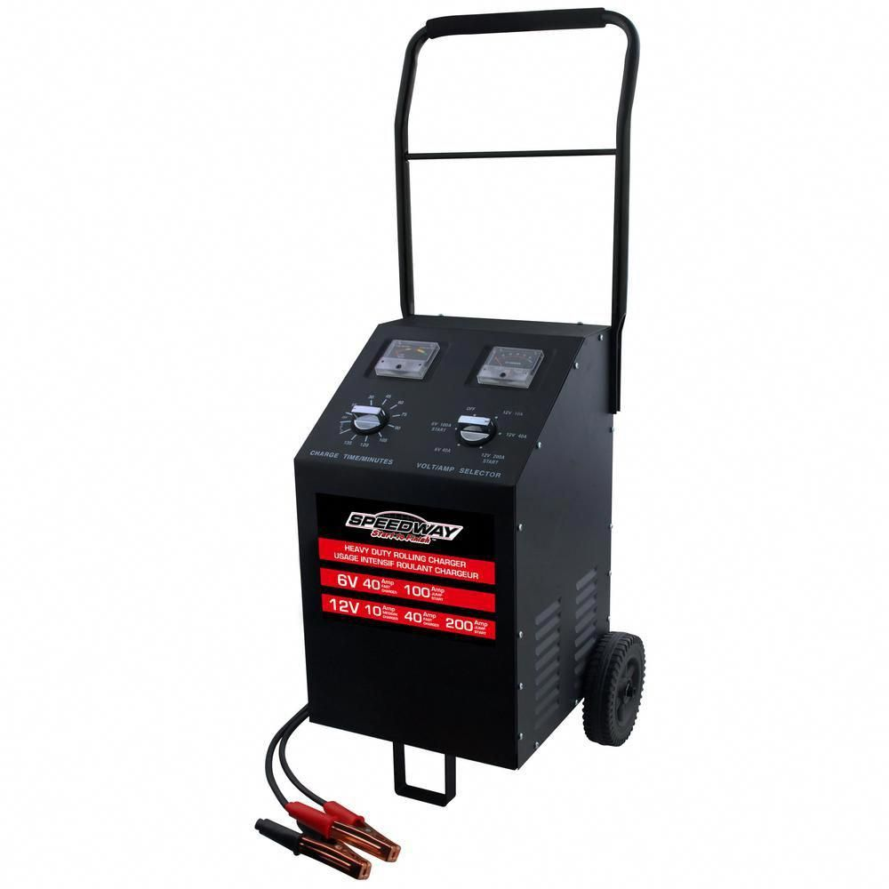 100 Amp Rolling Battery Charger Batterycharger Universal Electronic Project Using Lm317