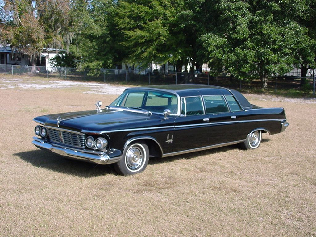 1963 Chrysler Crown Imperial Limousine Mmmm If We Could Put A