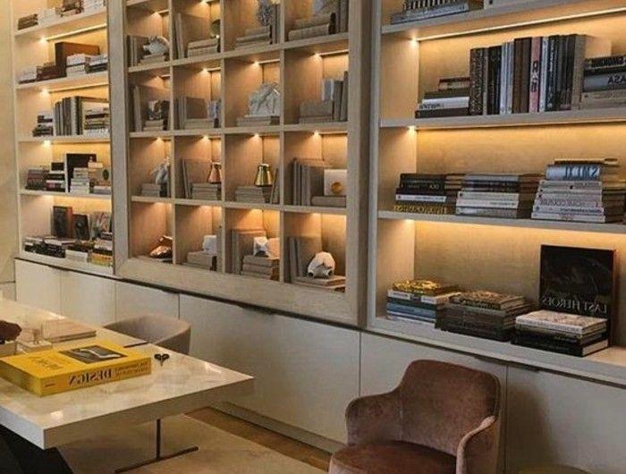 1001 id es comment d corer vos int rieurs avec une niche murale niches murales casiers et niche. Black Bedroom Furniture Sets. Home Design Ideas