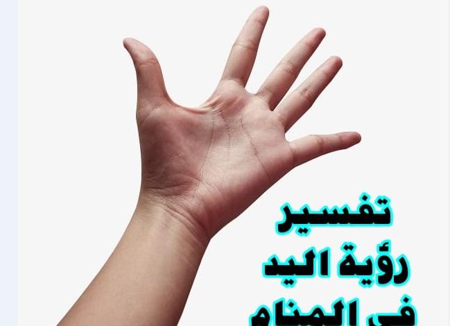 تفسير حلم اليد Peace Gesture Okay Gesture Interpretation