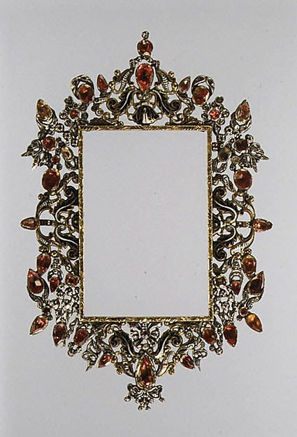 Frame Late 17th–early 18th century Spanish or Southern Italian ...