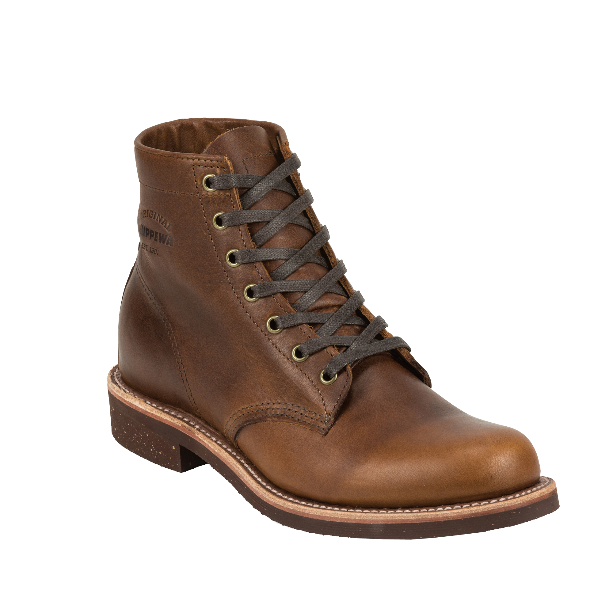 2017 Expensive Eastland Dakota Lace Up Boot Walnut Leather