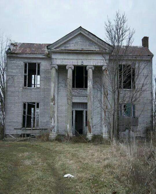 Abandoned Beauty ...