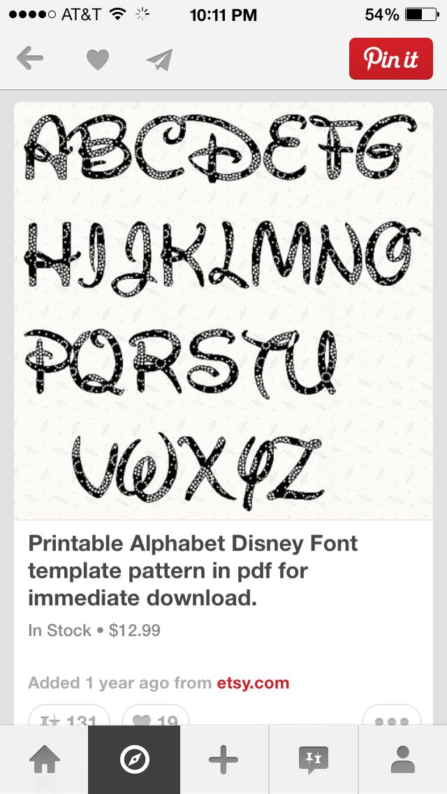 photo regarding Disney Letters Printable identify Typography Drawing Portray Letter stencils, Lettering
