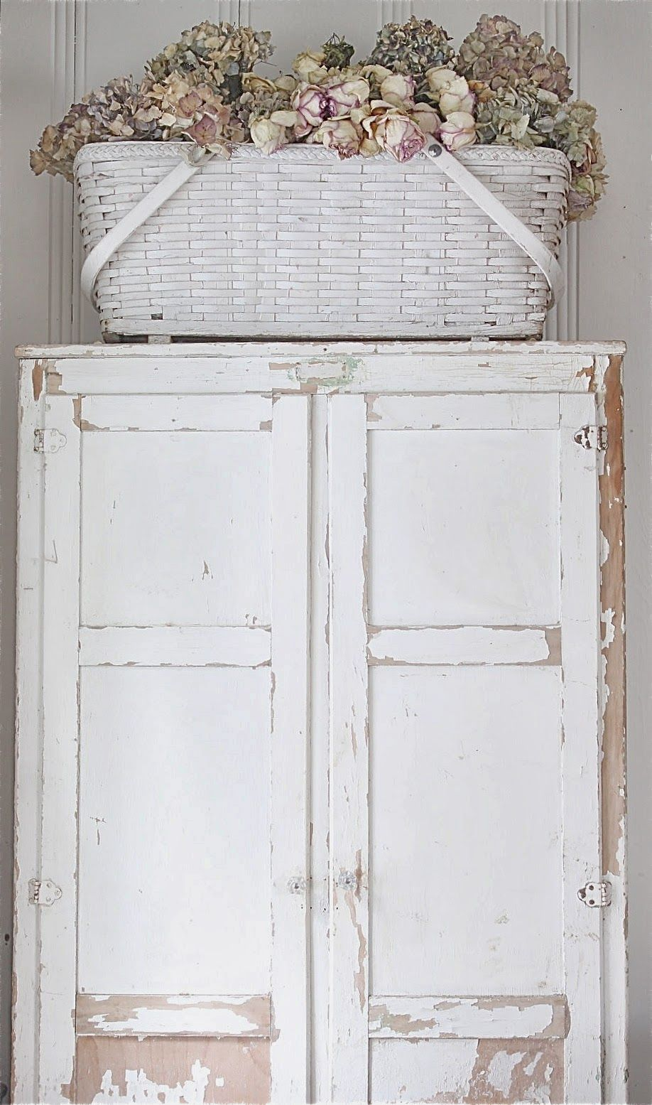 Vintage Armoire  White. | Shabby Chic Cottage | Pinterest | Vintage Armoire,  Armoires And Vintage