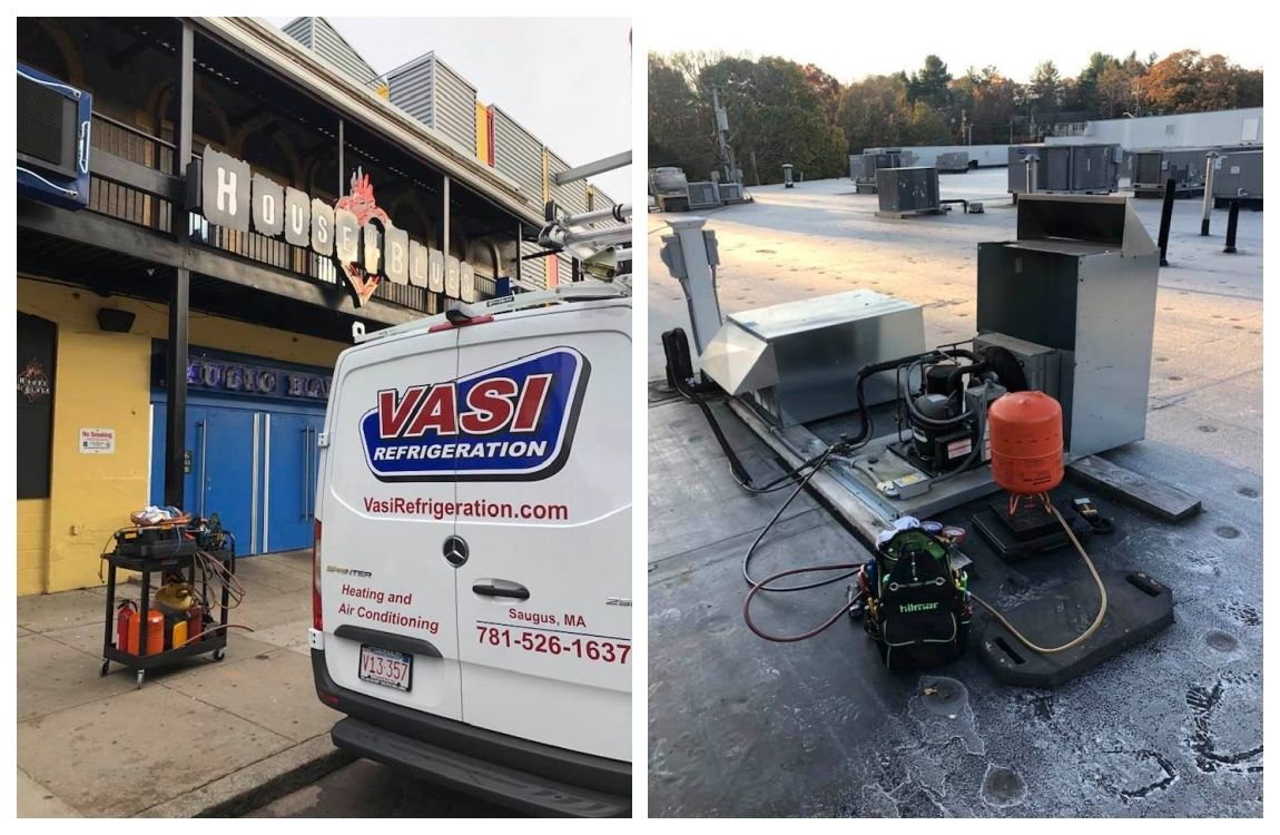 New Year S Resolutions For Your Hvac System Vasi Refrigeration