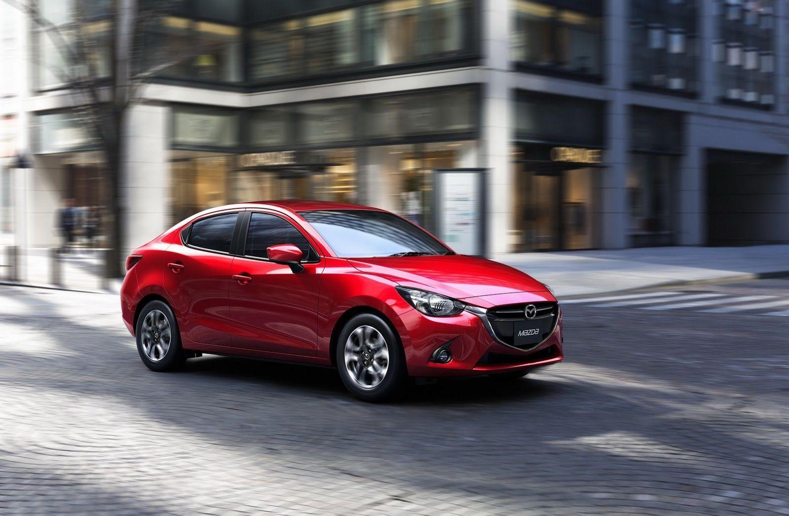 Mazda 2 2019 Concept Mazda Mazda 2 Car