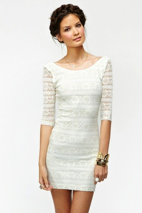 Lace Dress | Lacey Lace | Pinterest