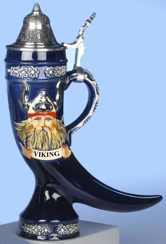 Jarra De Cerveza Alemana Vikingo Jarra En Forma De Cuerno Jarra