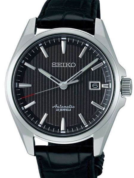 56cfc0251d9 Seiko Presage Automatic Dress Watch with 40mm Case