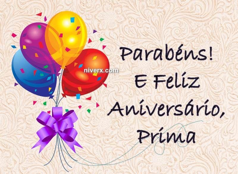 Mensagens De Aniversario Para Prima: Feliz-aniversário-para-prima-C45-imagem 3