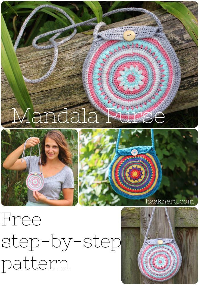 Mandala Purse Crochet
