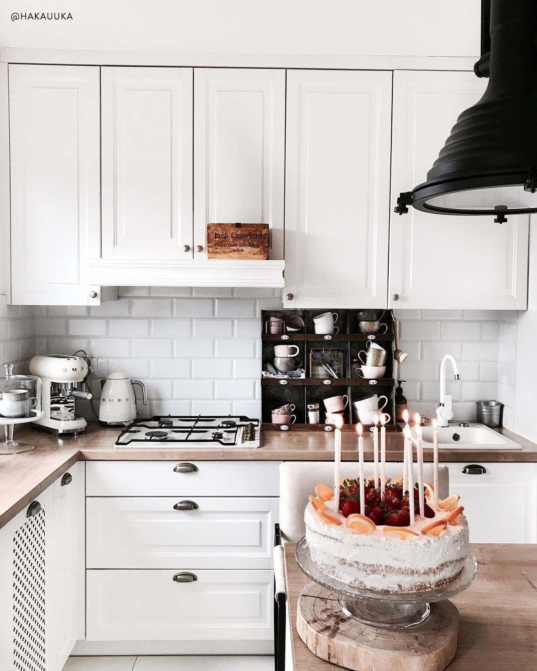 Osez le blanc dans votre cuisine, reconnu comme la couleur