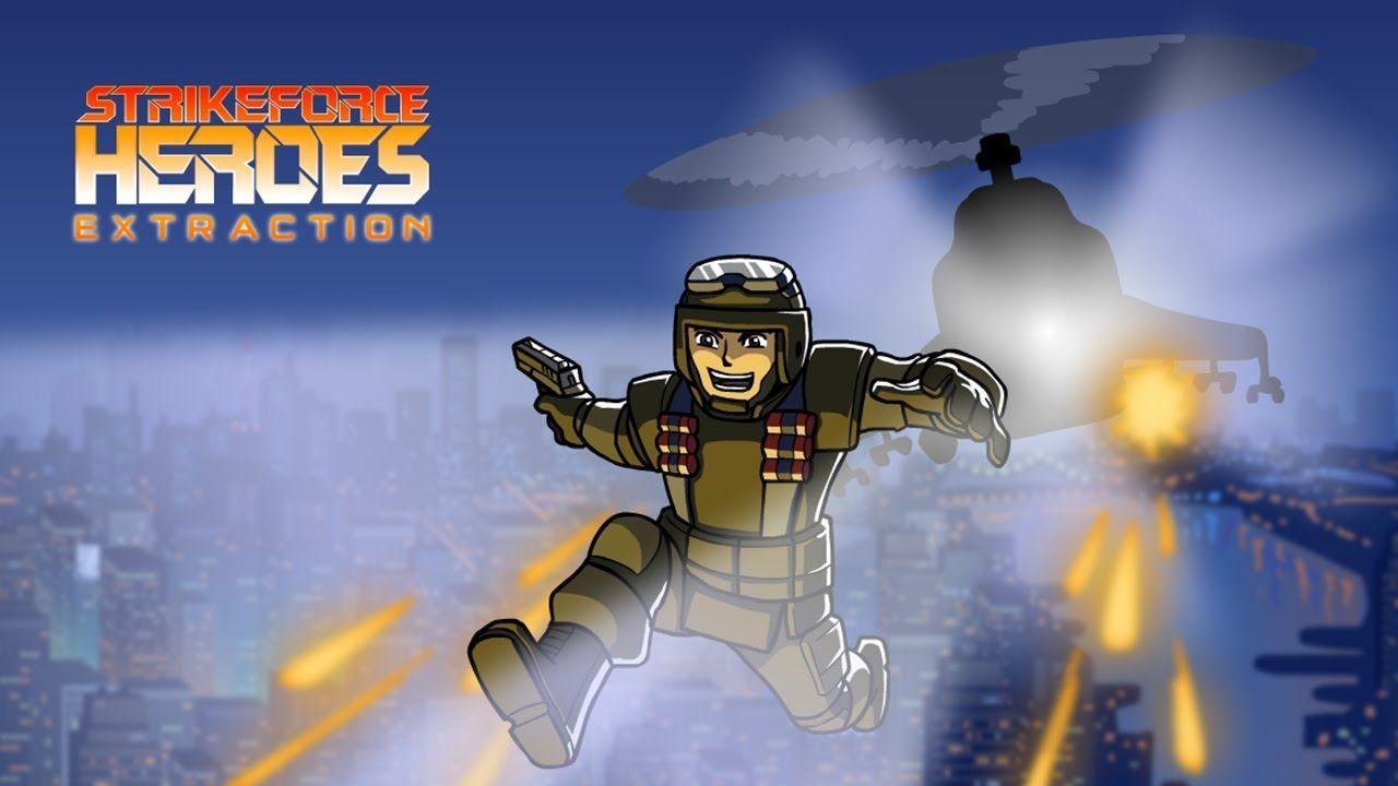 Strike Force Heroes Extraction Hd Ipa Games Ios Download Ios Games Hero Games