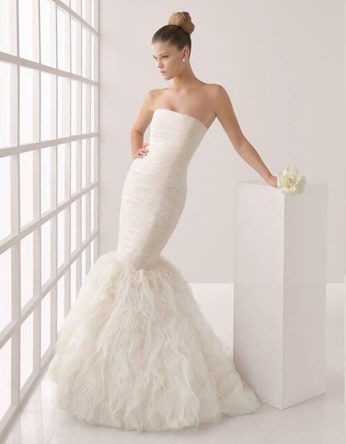 Nuevo vestido publicado! ROSA CLARÁ MODELO LEONOR ¡por sólo $18000 ...