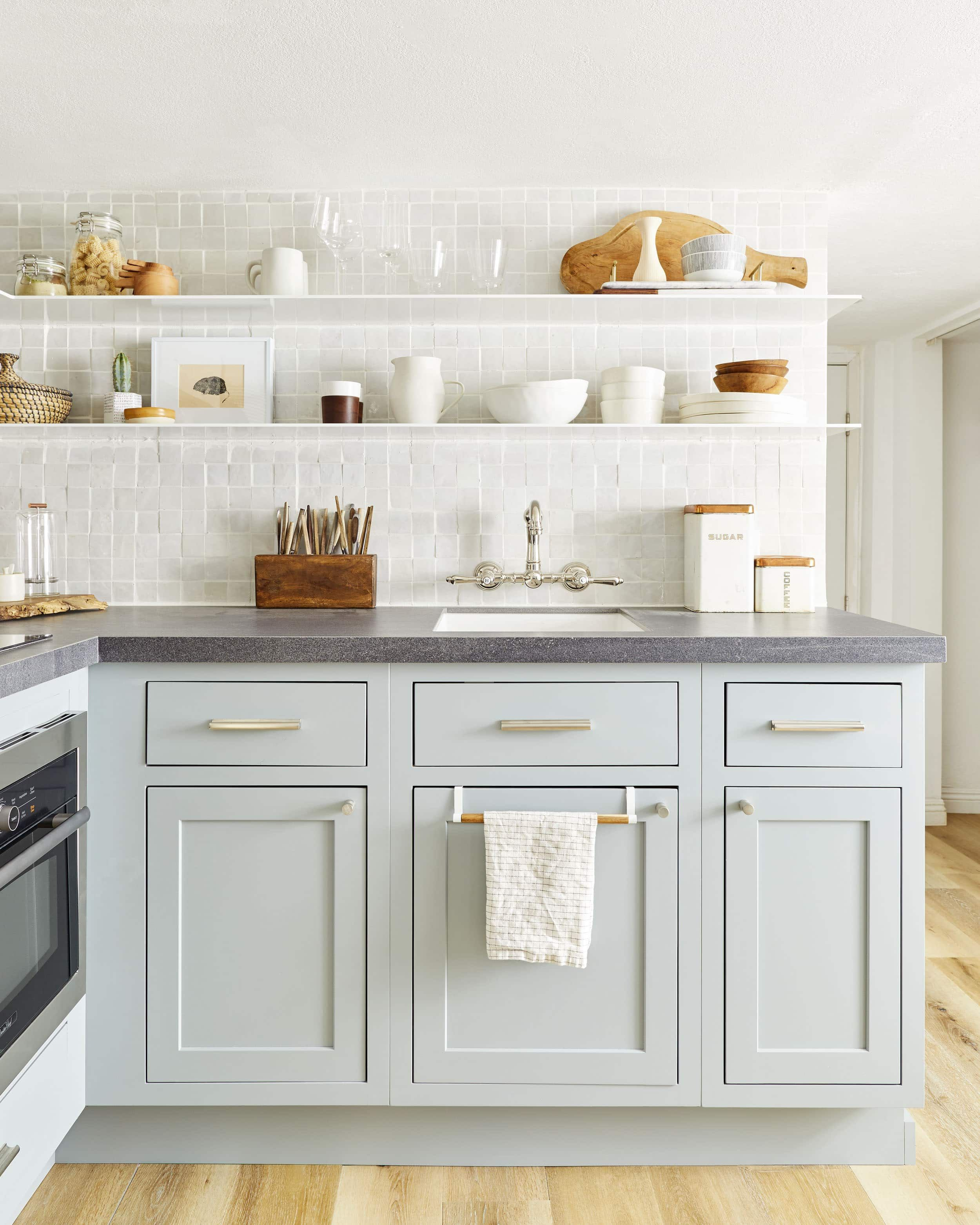 60 Of Our Favorite Budget Friendly Cabinet Hardware Picks Kitchen Renovation Cost Green Kitchen Cabinets Kitchen Cabinet Colors