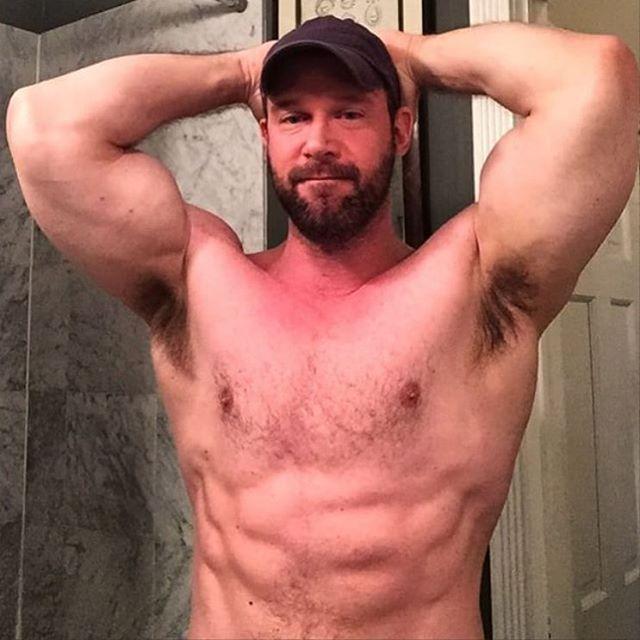 Male Armpit Fetish