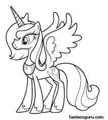 Related Image My Little Pony Coloring Horse Coloring Pages