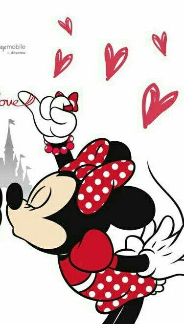 Casal Mickey E Minnie 1 Inspiring Ideas Pinterest Wallpaper