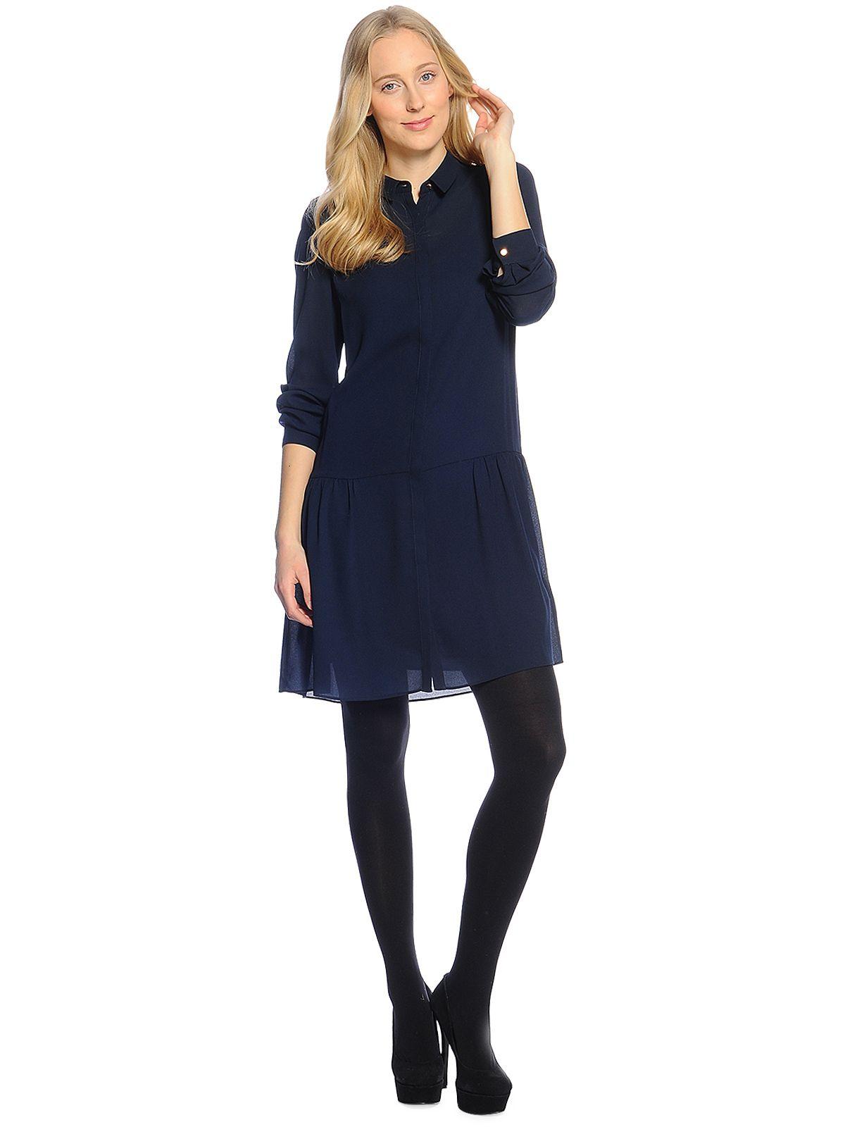 Tommy Hilfiger Kleid navy € 79,99 | -50% günstiger kaufen ...