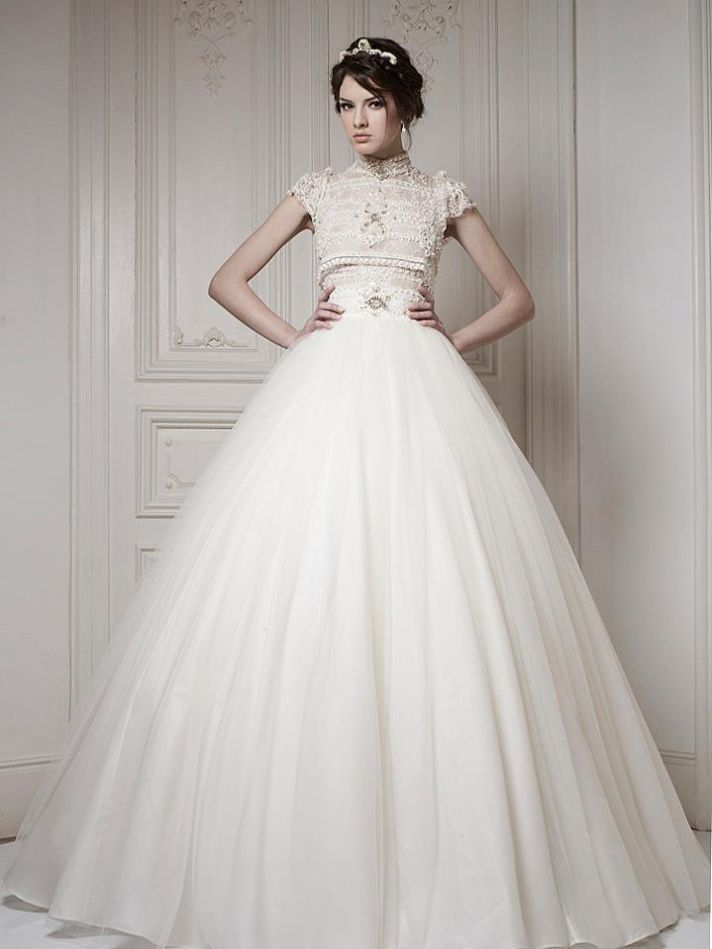 2f0434f04d43 20 Breathtaking 2013 Bridal Gowns by Ersa Atelier