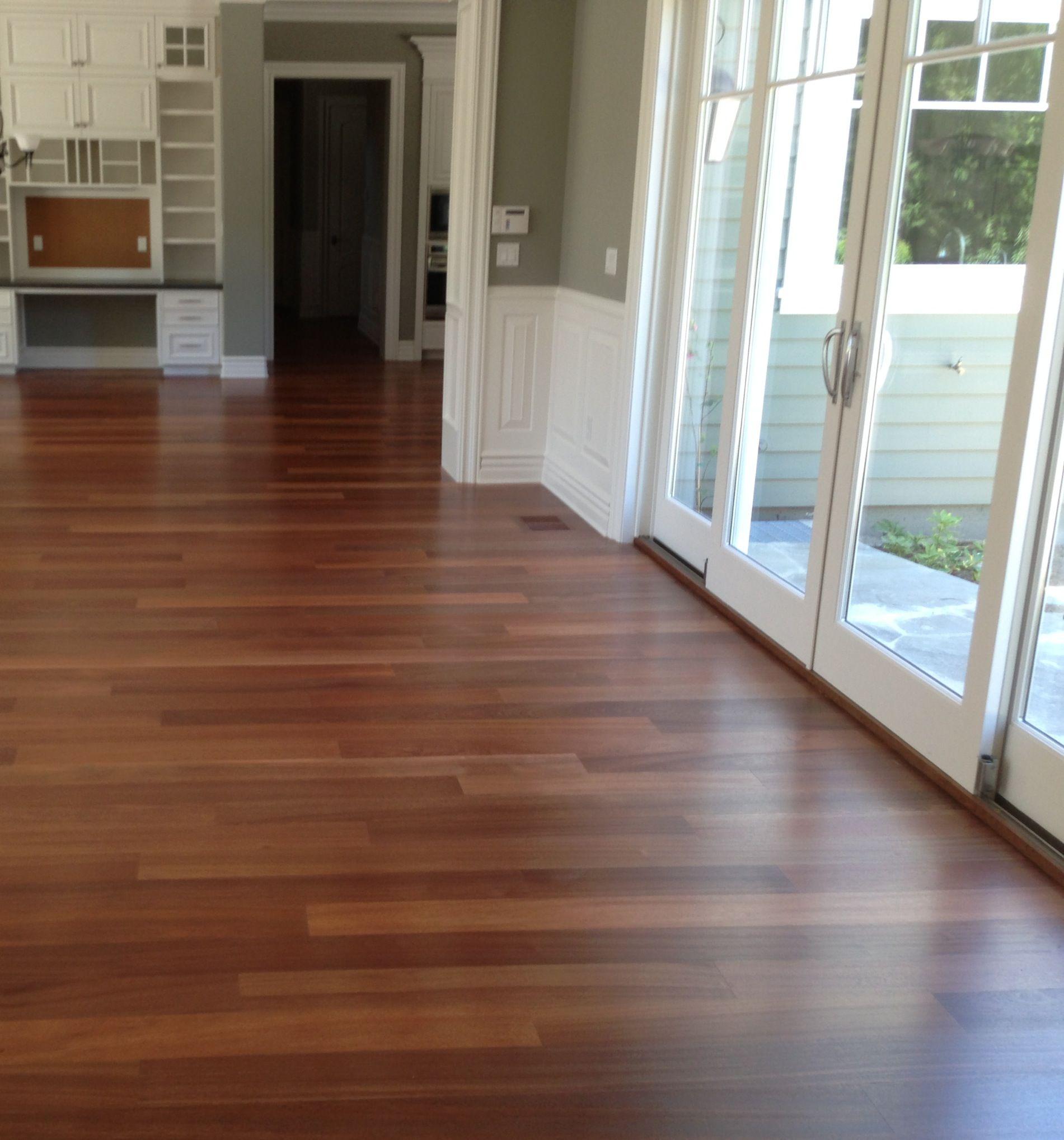 African Sapele Hardwood Flooring Dekorasi Rumah Rumah Dekorasi