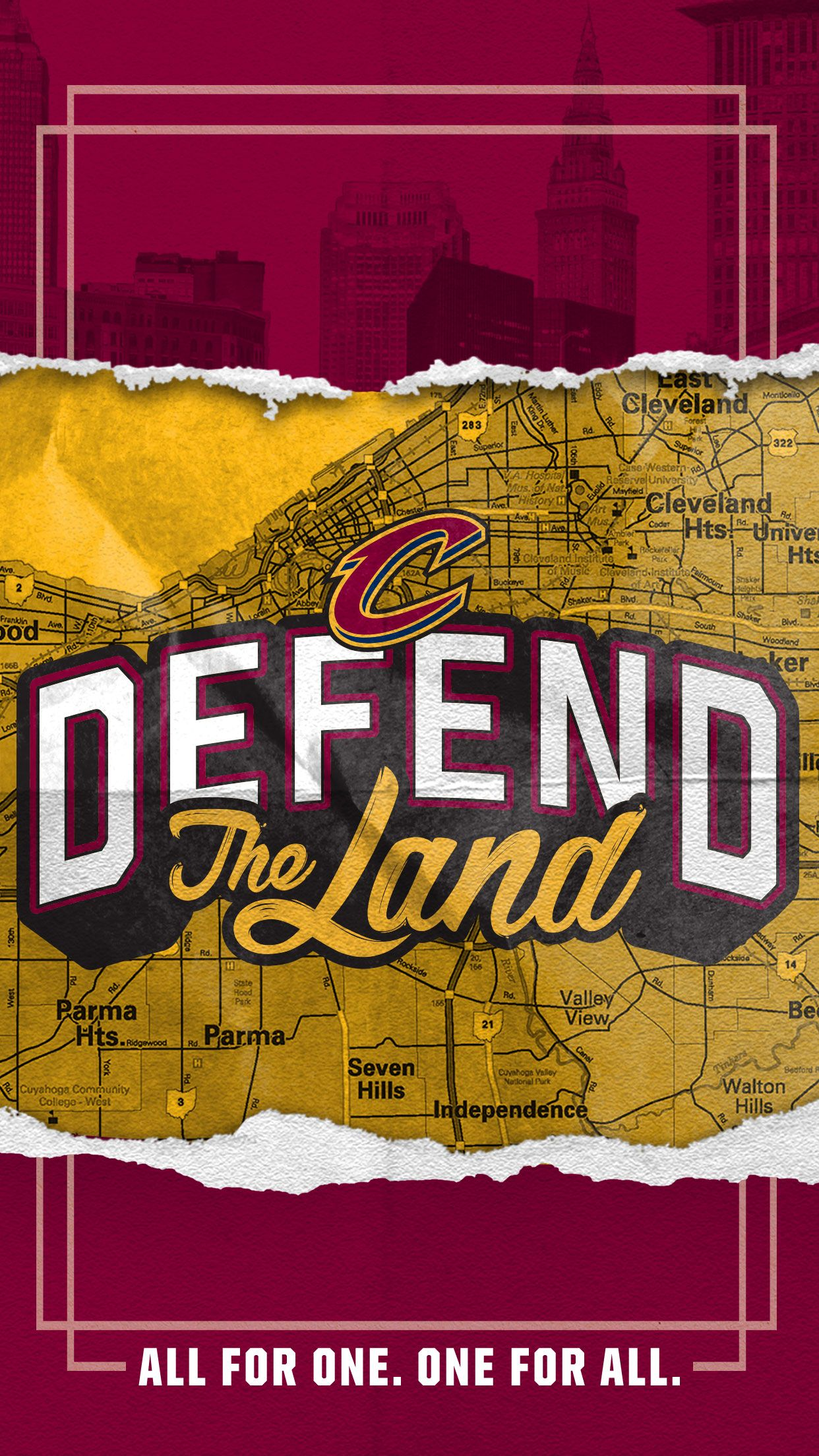 Wallpapers   Cleveland and Wallpaper