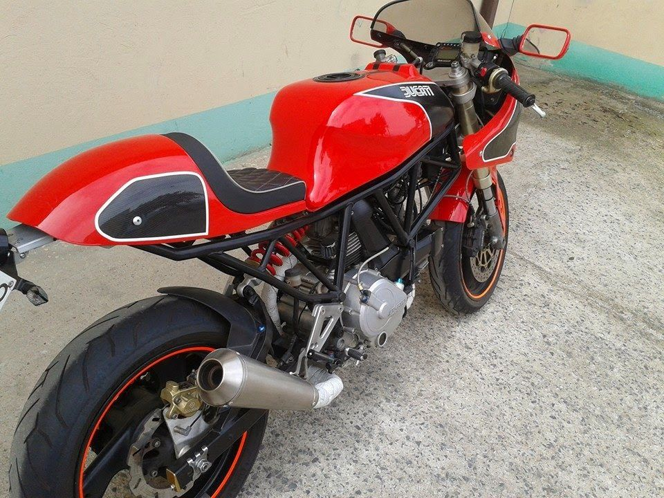 Pin On Cafe Racer Project