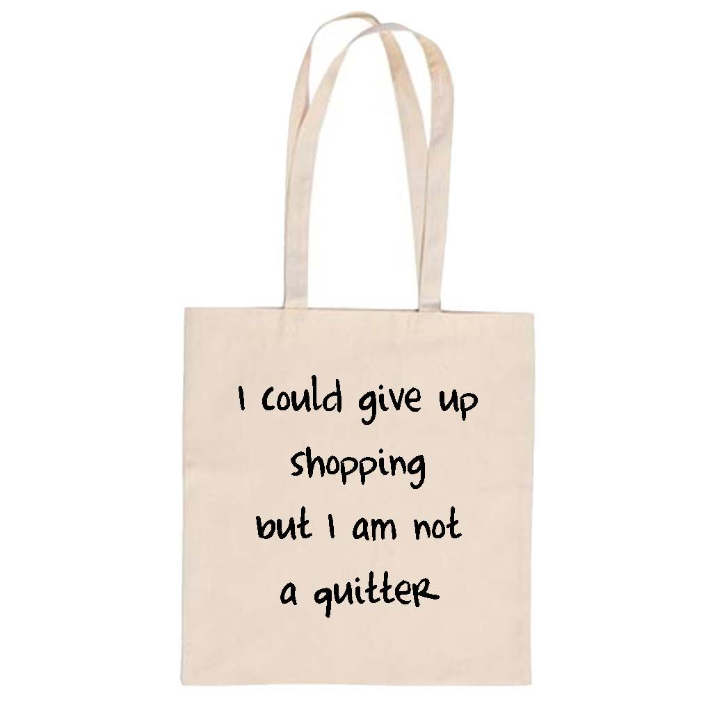 0f08e9c8dab Canvas tas quitter | Tote Bags - Canvas tote bags, Best tote bags en ...