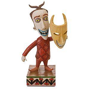 Tim Burton's The Nightmare Before Christmas: Barrel Figurine by ...