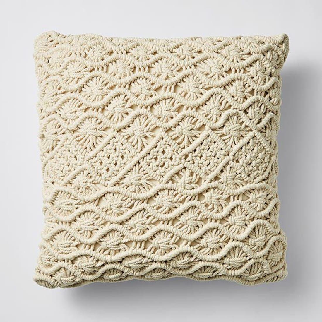Macrame Cushion 45cm Cushions Online